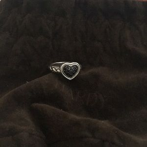 John Hardy Heart Shaped Ring